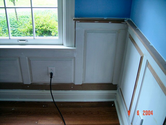 Wainscoting Wainscoting Around Windows Without Casing on wainscoting wall with window, wainscoting at windows, wainscoting panels under windows, wainscoting ideas, wainscoting dining room with window,