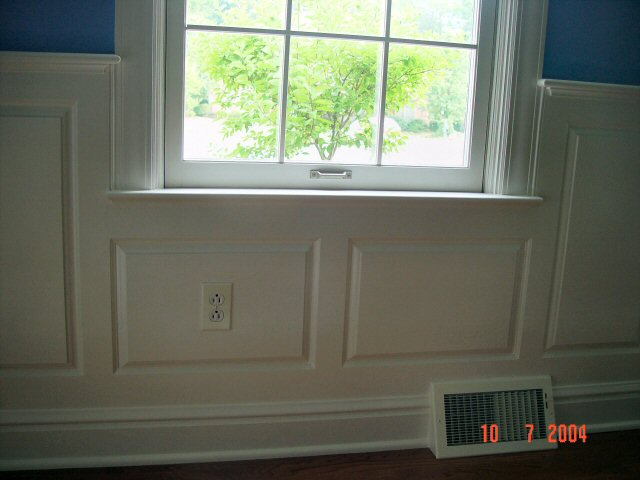 Wainscoting : 7Finished3 from www.woodwrecker.com size 640 x 480 jpeg 99kB
